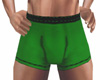 Green Swim Trunks