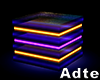 [a] Cube Neon Seat Glow