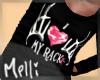 M| Love my Rack Blk