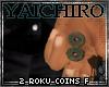 2 Roku Coins F
