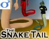 Snake Tail -Mens