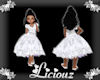 :L: Flowergirl Dress Slv