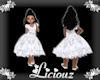 :L: Flowergirl Dress Slv