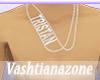 [V]TRISTAN NECKLACE