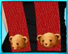 Teddy Bear Scarf