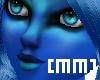 [MM] Fem EARS Blue