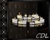 !C* S Floor Candles