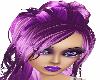 Purple Slania Hair