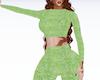 Green Maisie Top