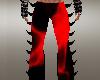 pantalon con cuernos