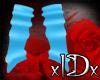 xIDx ArmWarmers L.Blue M