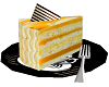Lemon slice cake cc