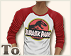 To ; Jurassic Raglan