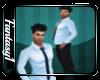JoJo Blue Outfit