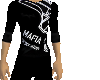 (A) Mafia Black Shirt
