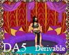 (A) Arabian Magic Seat