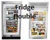 Fridge Double