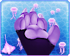 Oxu | Purply Hand Paws