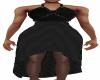 Black StrapHalter Dress2