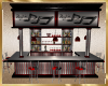 A92 Black & Red Bar