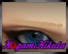 :KK:BlondEyebrows