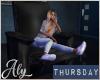 Thursday Night Recliner