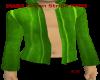 *KR-M Open Green Shirt