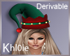 K derv Elf Hat F
