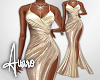 Evening Gown ~ Ivory