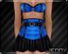 *J Ms Punk Blue
