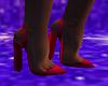 FG~ Date Night Heels Red