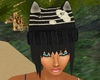 [JD] Eye Patch Kitty Hat