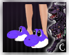 [C] Purple Yoshi Slipper