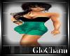 Glo* Nikki Mini~SeaGreen