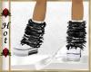 ~H~Converse Fur Boots