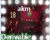 akm rooms
