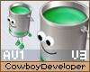 Paint Bucket Avatar 1 V3