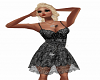 Celine Black Sun Dress