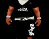 Black  BaggyShorts