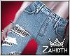 Vintage Ripped Jeans V2