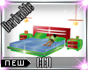 [CCQ]Bed w/Poses