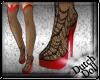 DD Spiderweb Vamp boots