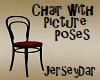 Chair w/Picture Poses