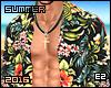 Ez Floral Shirt Summer 2