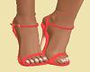 """Pink 5"""" Heels"""