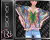 Butterfly sequin M 2