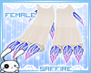 Celestial Dragon Feet F