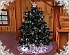 Lavendar & Silver Tree