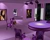 Purple Dressing Room
