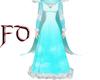 Yule Empress Gown